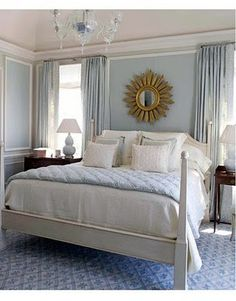 glass slipper, ben moore     Master/ Bed bath paint possibility