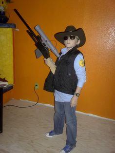 Team Fortress 2 - Blue Sniper #ThinkGeekoween