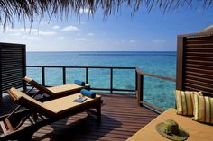Great Interior Design to Enjoy the Earth Paradise in Velassaru: The Veranda Of Velassaru Resort