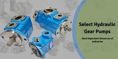 Quality of Hydraulic Gear Pumps