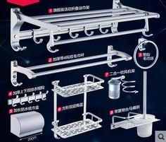 Dofaso Shower Caddy Shelf bath hardware sets Dryer Rack Hair Dryer Holder Rack corner basket rack shelf towel holder bar
