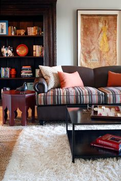 Living Room by Jason Martin Design