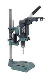 Drill press for hand drill