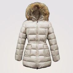 Cheap Moncler Coats For Women,Moncler Women Gueran Hooded Down Coats Beige - $237.15 Moncler Women Coats www.monclerlines....