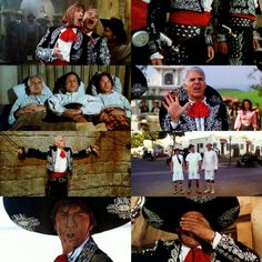 ¡Three Amigos! You just have to love this movie.... :)