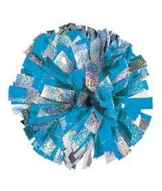 Omni Cheer Cheerleading Holographic Mix Pom Pom from Chassé Cheerleading Pom Poms, Cheer Pom Poms, Cheer Bows, History Of Cheerleading, Youth Cheerleading, Gymnastics, Diy And Crafts, Arts And Crafts, Pom Pom Crafts