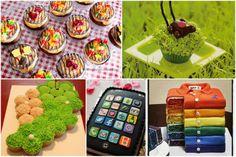 14 idées de desserts sous le thème de la fête des pères.