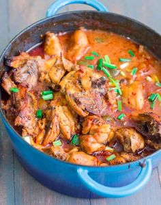 One-Pot Chicken Casserole with Tomatoes and Butter Beans