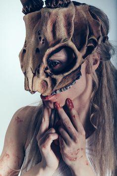 Worbla-Maske