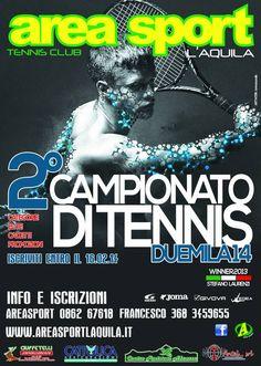 Flyer Evento Sportivo