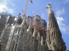 Templo Sagrada Família, a obra-prima de Antoni Gaúdi - Barcelona