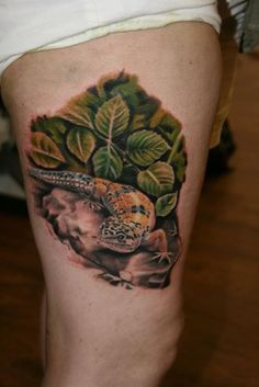 leopard gecko tattoo google search tattoo ideas pinterest rh pinterest co uk leopard gecko tattoo 3d leopard gecko tattoo