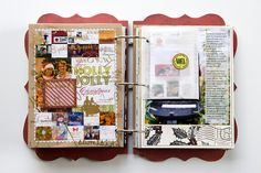 glassine envelope, journaling on photo, transparencies
