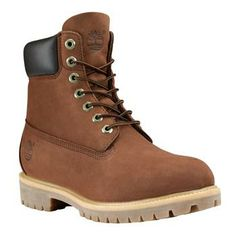 TIMBERLAND ICON 6 - 6768R - Cognac waterbuck - #TIMBERLAND #BOTTES #BOOTS #BOTTINES #HOMME #CHAUSSURES #ICON #HERITAGE