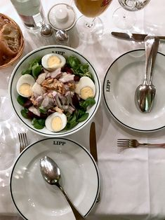 a super french lunch in the historic brasserie lipp in paris