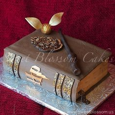 harry potter Sweet Blossom Cakes - Google Search