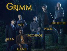 Grimm | Grimm, Saison 1 | Critique GeeKroniques