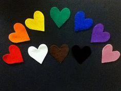 Storytime ABC& Flannel Friday: Little Red Valentine - felt works with Ellison machines! Song lyrics too Valentine Songs, Valentine Theme, Valentines Day Activities, Valentine Day Love, Valentine Day Crafts, Flannel Board Stories, Felt Board Stories, Felt Stories, Flannel Boards