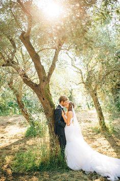 Elegant Tuscan Wedding at the Beach | Nordica Photography