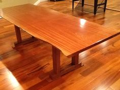1000 Images About Wood On Pinterest Walnut Dining Table