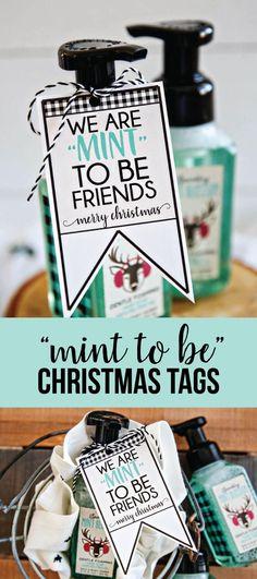 Secret Santa Template for the Office | Christmas | Pinterest ...