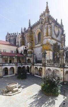 Convento de Cristo_Tomar