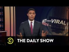 Trevor Noah pounces Republican Donald Trump in sturdy open video message (NSFW)...outs the fat, overweight twit in his place.