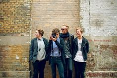 Ulige Numre - danish retro band, great music. Skive Festival 2012