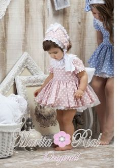 Spanish fashion for kids www.babycoquette.com