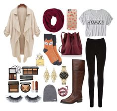 """""""'fall' in l-o-v-e"""" by kaitlyngibson on Polyvore featuring prAna, Oasis, Casetify, Sophie Hulme, Target, ALDO, Marc by Marc Jacobs, Alexia Crawford, Marc Jacobs and Neff"""