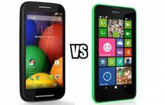 Blog do José Renilson Florêncio: Tenologia - Quem é Melhor: Lumia 630 da Nokia ou M...