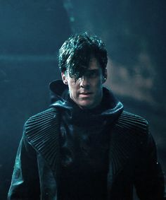 Benedict Cumberbatch as khan #messyhairday