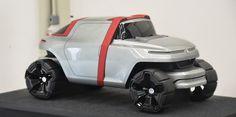 Volkswagen Terram on Behance