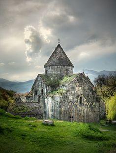 Sanahin, Armenia.  By rcarterimages