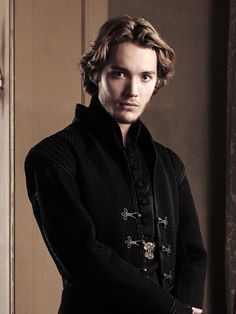 Reign (TV show)  Toby Regbo as Prince Francis   He brings out my inner Cougar. He's amazing looking. haha!