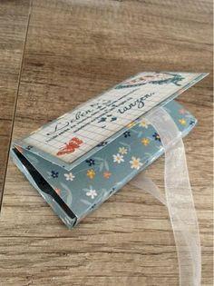 kreativMANUfaktur: Schiebeschachtel mi dem Envelope Punch Board gebastelt