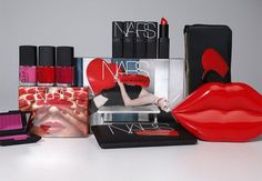 NARS x Guy Bourdin Collection for Holiday 2013