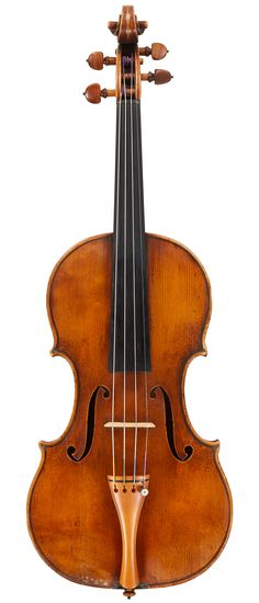 Lot 205 - A FINE FRENCH VIOLIN BY JEAN BAPTISTE VUILLAUME, PARIS, c. 1855