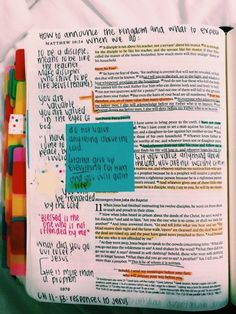 See more of choosejesusbaby's VSCO. Bible Study Notebook, Bible Study Journal, Scripture Study, Bible Art, Bible Verses Quotes, Bible Scriptures, Bibel Journal, Bible Doodling, Bible College