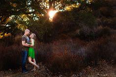Los Angeles Engagement Photography at Placerita Canyon in Santa Clarita