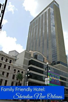 Sheraton New Orleans Hotel Review