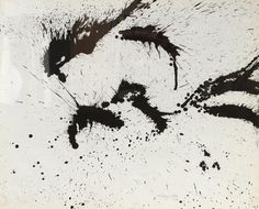 Mark Tobey * Sumi No. 7 * Lithograph