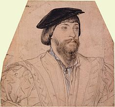Thomas, 2nd Baron Vaux (1509-1556)
