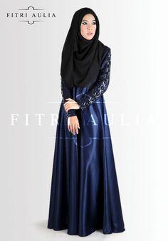Model Baju Gamis Pesta Cocok Untuk Muslimah – long dress, party dress