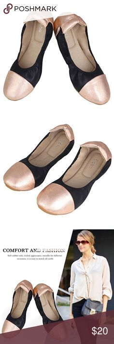 BRAND NEW Sibba Casual Ballet Flats Comfort soft ballerina style shoes (slip on flats) with soft cushion inner sole. Sibba Shoes Flats & Loafers