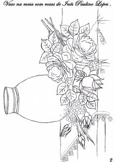 Coloring Pages Of Orchids