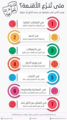 متي تنزع الاقنعة Vie Motivation, Study Motivation, Life Lesson Quotes, Life Lessons, Life Skills Activities, Learning Websites, Life Rules, Human Development, Learning Arabic