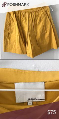 Yellow skirt/short bottoms by Phillip Lim skirt/short bottoms in yellow 3.1 Phillip Lim Skirts Midi