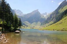 Seealpsee, Switzerland