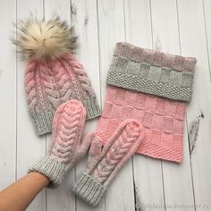 Get easy-to-understand data an Fingerless Mittens, Knit Mittens, Knitted Hats, Scarf Hat, Beanie Hats, Knit Crochet, Crochet Hats, Knitting Accessories, Crochet Fashion